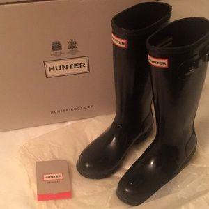 Hunter Raining boots